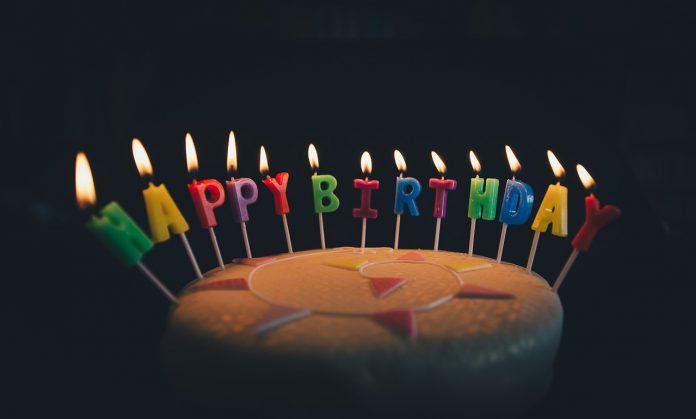 עוגה מעוצבת ליום ההולדת